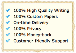 Thesis Writing Service Guarantees