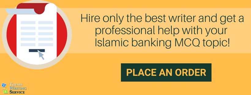 help with islamic banking and finance exam questions