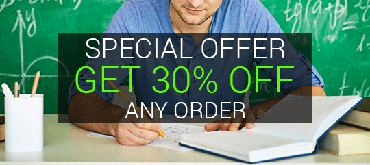 Thesis Writing Service Summer Discount: 30% off any order