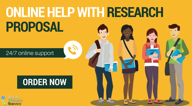 help writing a research proposal